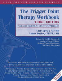 Cover image of The Trigger Point Therapy Workbook