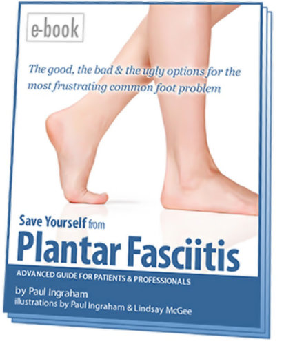what works for plantar fasciitis? what doesn't? why?, Skeleton
